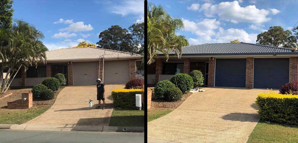 Roof Restoration Brisbane North