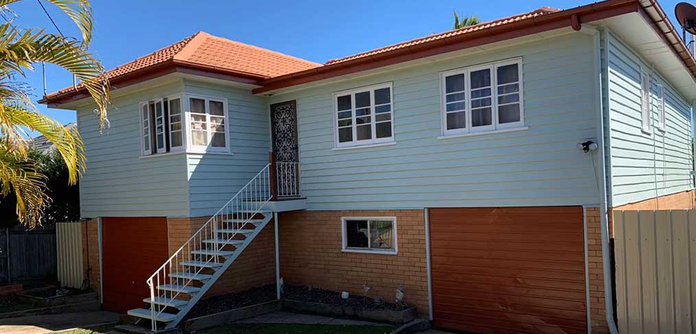 Exterior House Painting Brisbane
