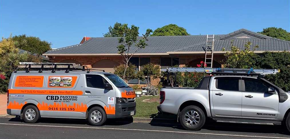 House Roof Painting Brisbane Northside